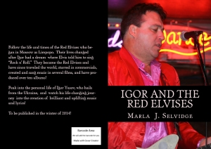 Second Cover Igor