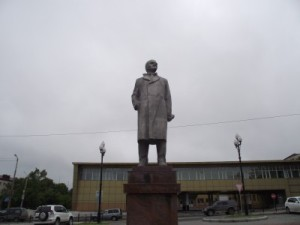 Timeless Image of  Vladimir Lenin