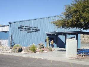 Titan II Museum Building